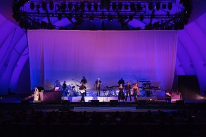 Blood Orange at The Hollywood Bowl 9/24/17. Photo by Greg Grudt/Mathew Imaging. Used with permission.
