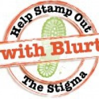 Wear A Blurt Badge With Pride #CharityTuesday