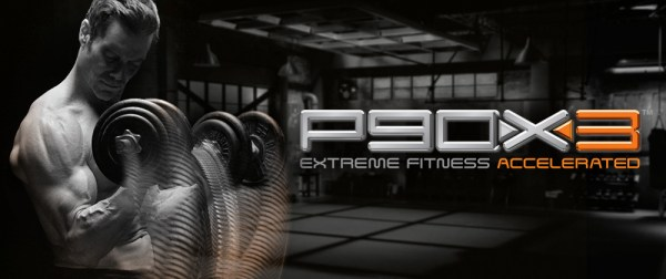 P90X3, Tony Horton, Beachbody, Shakeology