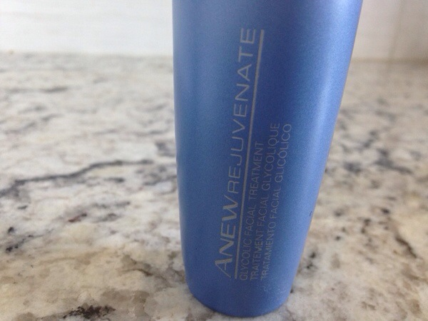 Anew Rejuvenate Glycolic Facial Treatment