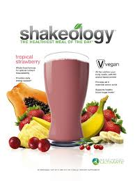 Shakeology Vegan Tropical Strawberry