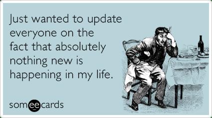 no update