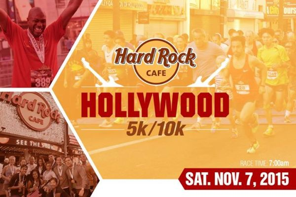 Join me at the Hard Rock Cafe 10K to benefit My Friend's Place in Hollywood