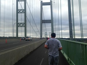 Tacoma Narrows Half Marathon Race Recap