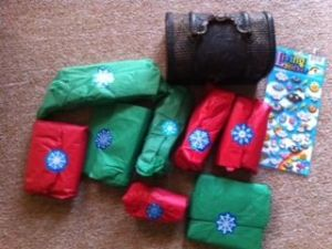 Christmassy!