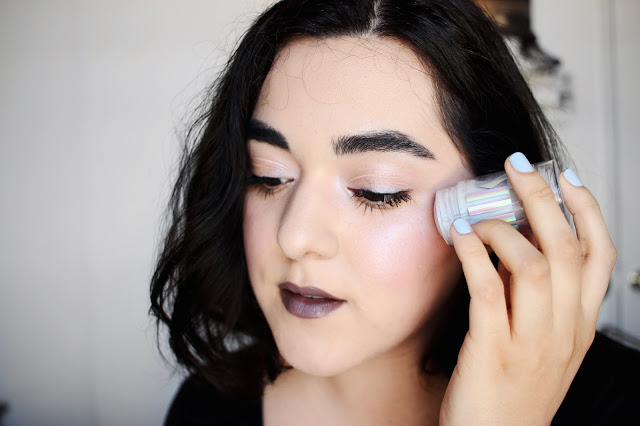 milk-makeup-holographic-highlighter-swatch