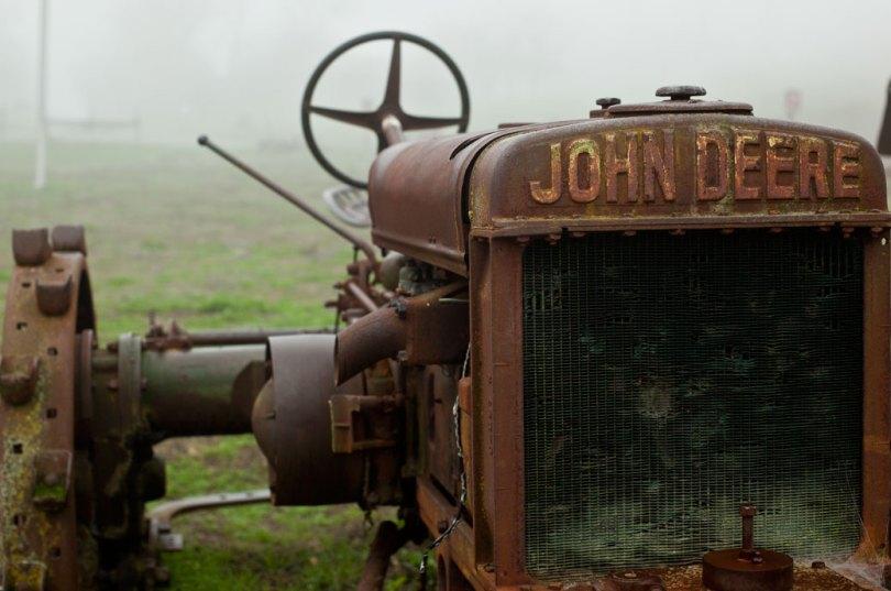 Vintage John Deere 1
