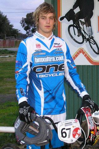 Kyle Horton joins bmxultra.com