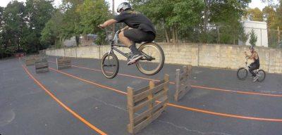 Scotty Cranmer - BMX Hurdles