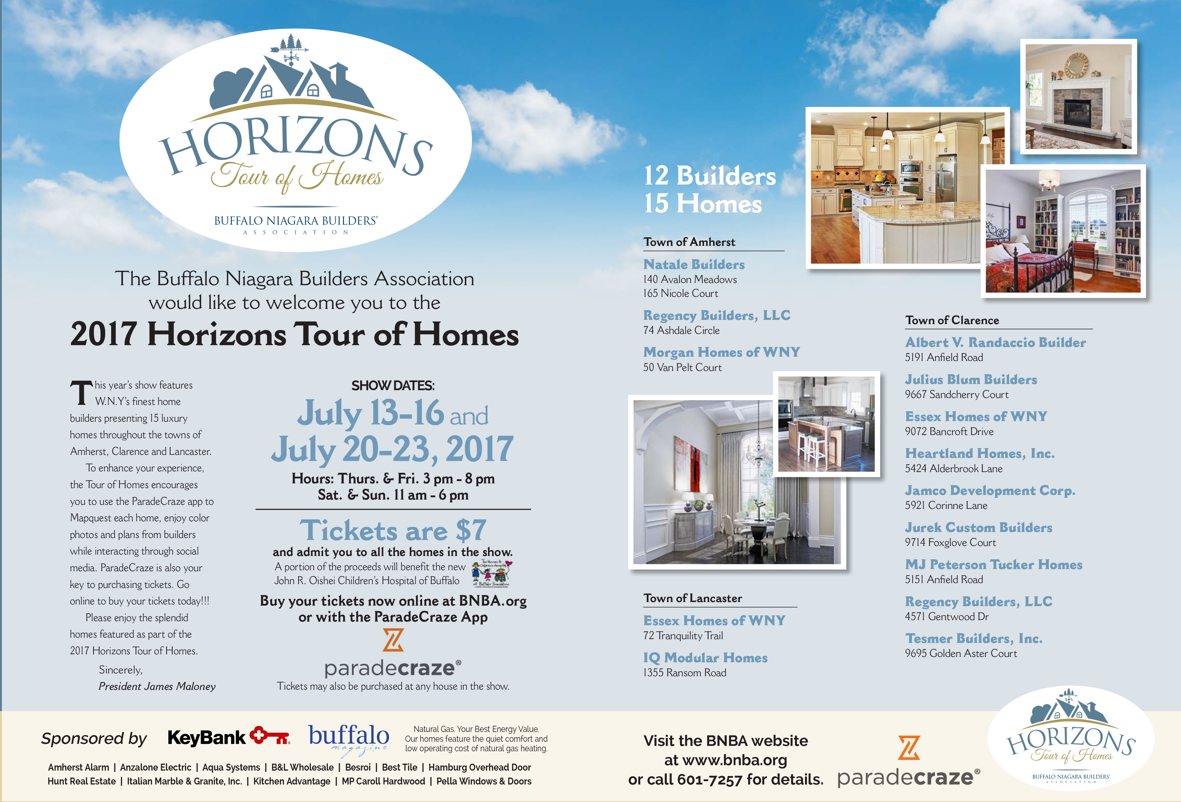 Floor Being Able To Host Hospital Tour Builders Model This Year Weget Honor Our Avalonmeadows Visit Us At Horizons 2017 Natale Builders You Will Be Able To Go Around houzz 01 Hamburg Overhead Door