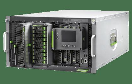 FUJITSU Server PRIMERGY BX400 S1