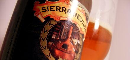 Nicely branded Sierra Nevada Anniversary Ale