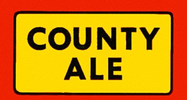 Beer label: Fremlins County Ale