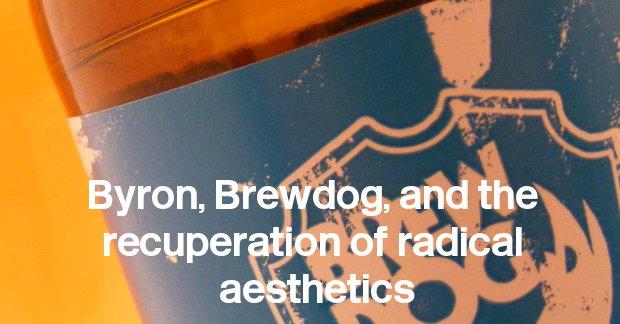 Brewdog bottle label.