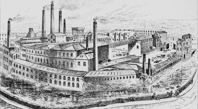 GALLERY: Brewing in Ireland c.1902