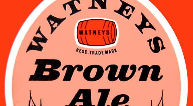 Kegronomicon: Watney's Brown, 1965