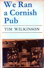 We Ran A Cornish Pub, cover design.