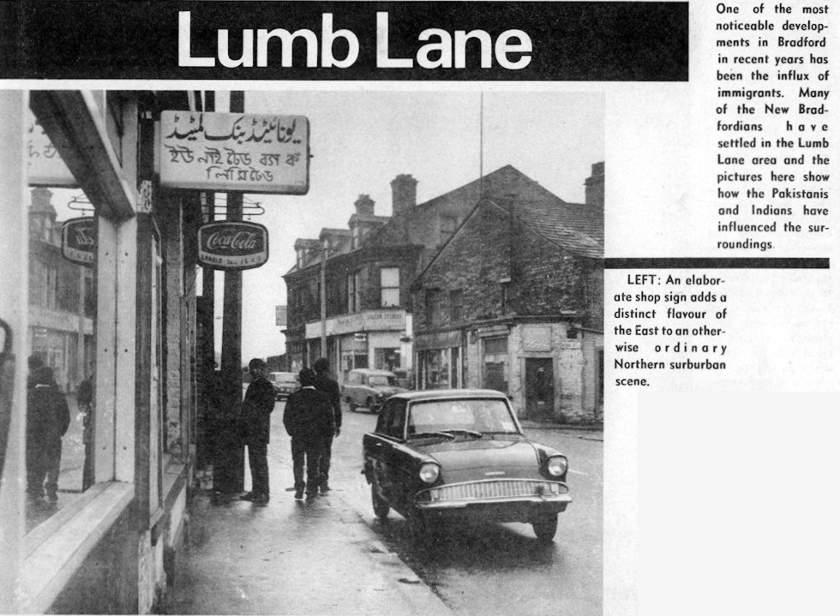 Pakistanis in the Pub, Bradford, c.1965