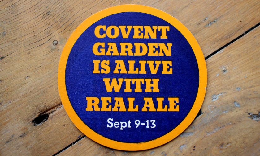 In Their Own Words: The 1975 Covent Garden Beer Exhibition