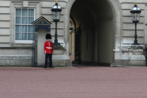Royal Guard, London, UK, 2006 by Koen Blanquart