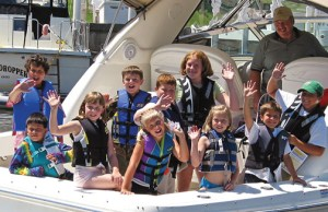 B&E Marine offers classes specifically for either women or kids.