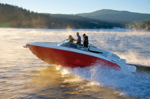 Boat builders that offer Volvo and Mercury sterndrive power are set to benefit as both OEMs introduce new technology.