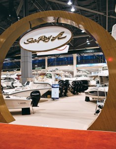 Lake Union Sea Ray in Washington state hosts an intensive BoatCamp to prepare its staff for each boat show season.