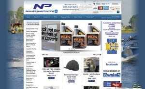 By launching NautiqueParts.com White Lake Marine took its parts business worldwide.