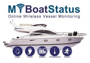 MyBoatStatus Logo Picture