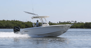 230 outrage whaler