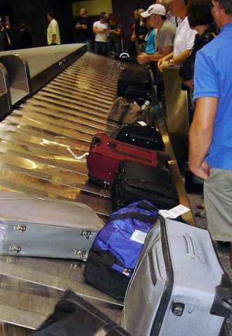 Luggage carousel