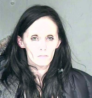 Sabrina Zotter, alleged luggage thief in Phoenix