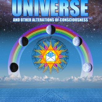 "bc cover art: ""Email to the Universe"" by Robert Anton Wilson"