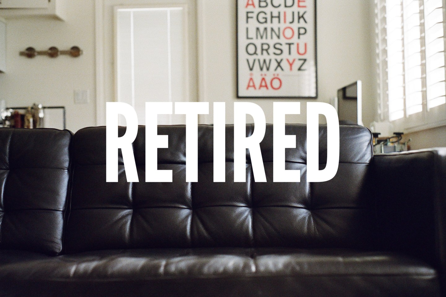 Retired | BobbyShirley.com