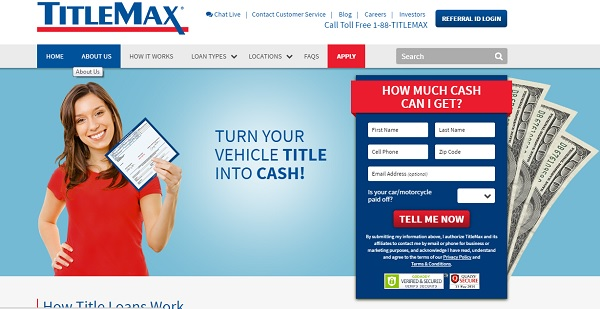 It's that easy!  Titlemax.com
