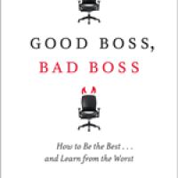 Book Review of Good Boss, Bad Boss - Robert Sutton