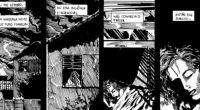 As páginas perdidas contam com o traço sujo de Joe Bennett e o texto psicológico e cheio de tramas paralelas de Gian Danton