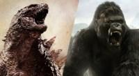 Dois dos maiores monstros do cinema se reúnem para o confronto definitivo em filme da Warner e Legendary