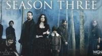 Nova temporada da série começa com o triunfo das bruxas para refazer o Novo Mundo, trazendo o diabo à Terra