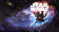O romance faz parte do novo cânone do Universo Star Wars