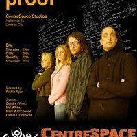 CentreSPACE Players present 'PROOF' by David Auburn