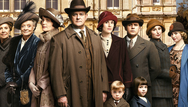 DOWNTON ABBEY'S STUNNING DECOR SECRETS