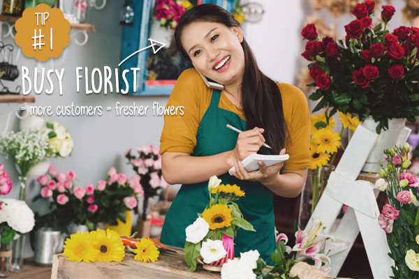 Keep-Cut-Flowers-Fresh-by-buying-from-a-busy-florist