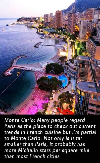 Monte-Carlo-Food