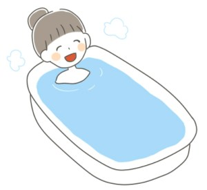 体臭対策にお風呂が重要