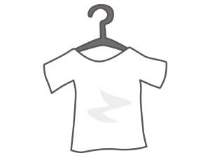 ワキガ対策にシャツを替える