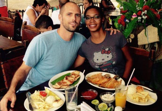 La Mesa Food Tour Nicole Saunte