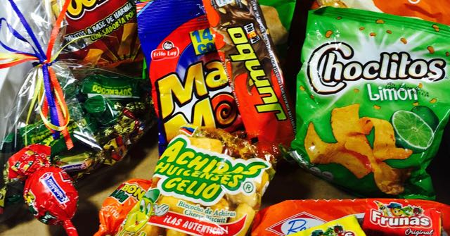 mecato colombian snacks