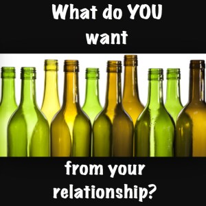relationship, what do you want from your realtionship?