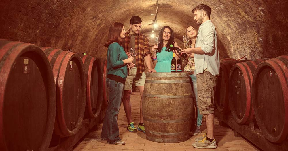 WINE TASTING IN BARANJA! Don't miss a trip to Baranja and sampling great wines in over 100 years old cellar